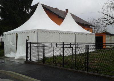 Šatori za krizmu Zagreb