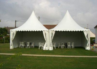 Šatori za krstitke Zagreb