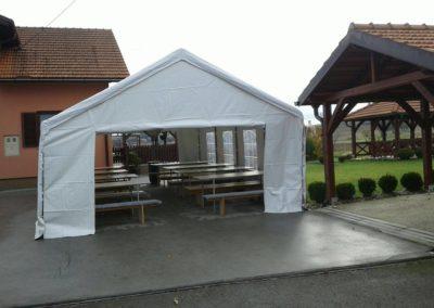 Jeftini najam šatora Zagreb